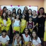 Vivência e CEI Literário para as mamães